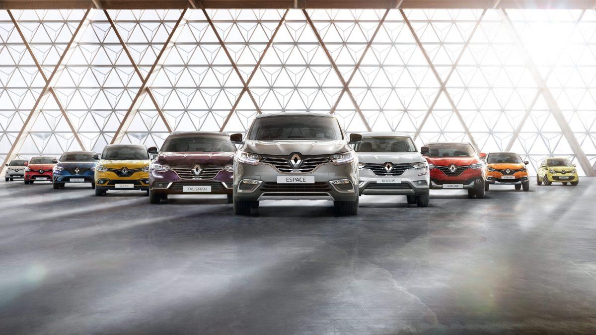 Tüm Renault binek otomobillere %0,98 faiz fırsatı