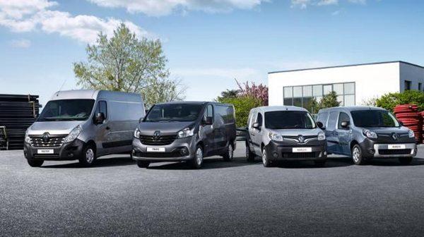 Tüm Renault hafif ticari araçlara özel 30.000 TL'ye varan %0 faiz fırsatı