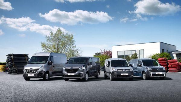 Renault hafif ticari araçlara özel faiz oranları